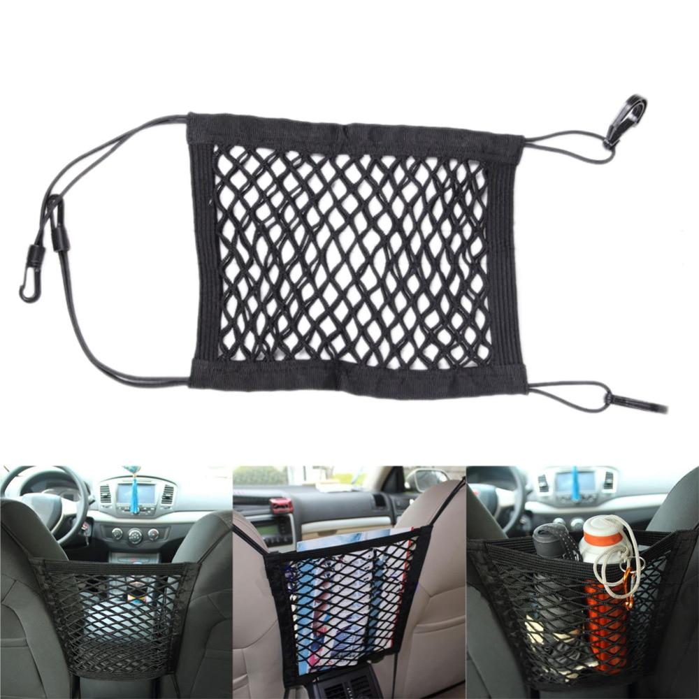 VODOOL Car Storage Net Auto Pocket pagasikabiinid Korraldaja - Auto salongi tarvikud - Foto 4