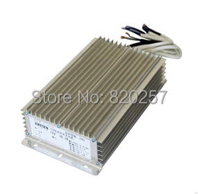 200W IP67 Waterproof Switching led Power Supply, 16.6A 170-264V AC input 12V DC output for led strips