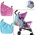 New Baby Stroller Bag Umbrella Strollers Accessories Organizer Waterproof Oxford Side Trolley Hanging Bags BM