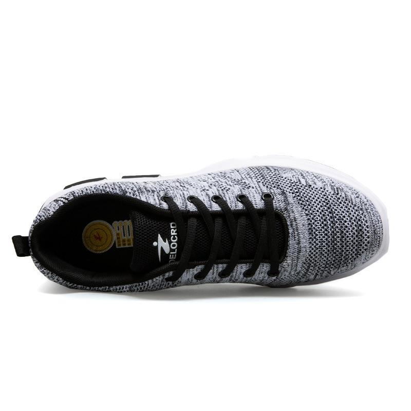 Calidad de marca Hombre Zapatos casuales para hombres Air Cushion - Zapatos de hombre - foto 6