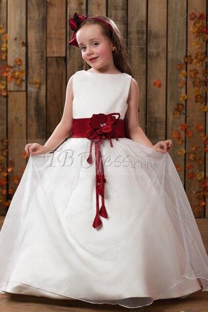 Moda precioso vestido poco vestido del desfile de las muchachas ...