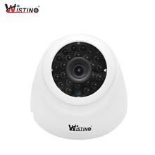 цены Wistino Security IP Camera XMeye CCTV Camera Outdoor IR Light Night Vision HD 720P 1080P P2P Surveillance Video Monitor Onvif