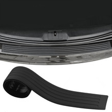 Багажник автомобиля резиновый бампер защита автомобиля аксессуары для Volkswagen VW Golf 4 6 7 GTI Tiguan Passat B5 B6 B7 CC