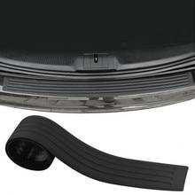 Car Trunk Rubber Bumper Guard Protector Car Accessaries for Volkswagen VW Golf 4 6 7 GTI Tiguan Passat B5 B6 B7 CC