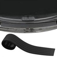 Protector de parachoques de goma para maletero de coche, accesorios para Volkswagen VW Golf 4 6 7 GTI Tiguan Passat B5 B6 B7 CC