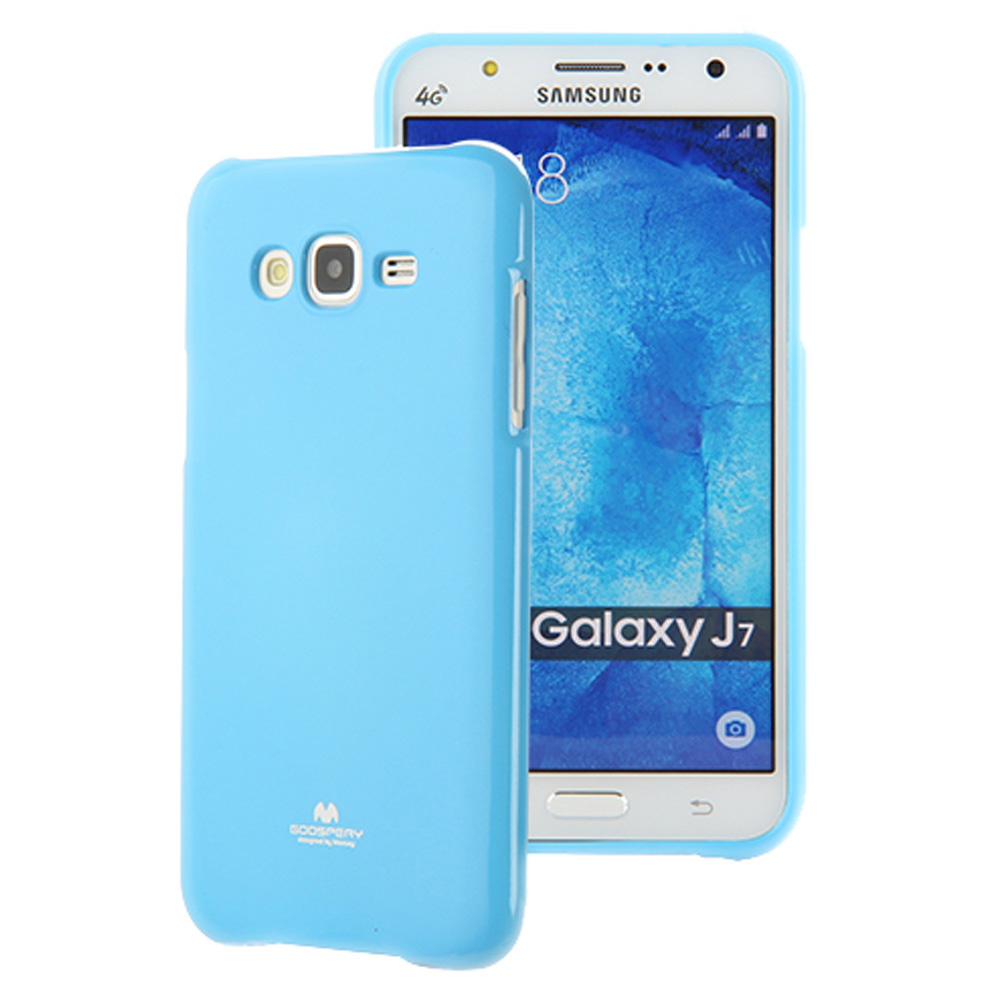 online store 23eab 0671b Original Brand Glossy Colorful Glitter Case For Samsung Galaxy J3 J5 J7  Coque TPU Silicone Jelly Gel Protective Back Cover