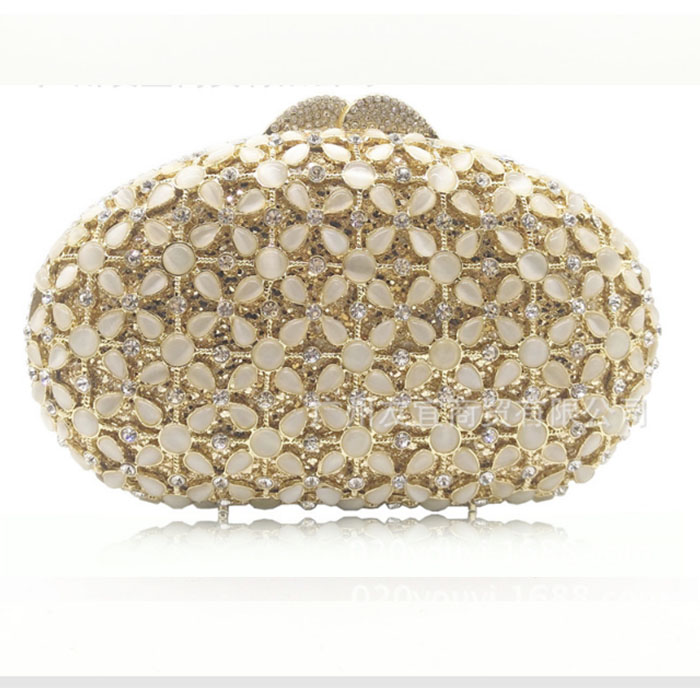 gold/silver Crystal diamond Evening Clutch Bag Luxury Female coin Purse Party Pochette Elegant Wedding Packet Women Clutches evening bags crystal womem s clutches rhinestone luxury dinner symphony full diamond packet length fashion female 2017 new bag