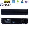 Onvif P2P H.264 High Definition Mini 1080 P Full HD 4CH 8CH Gravador de Vídeo em Rede IP NVR Para A Câmera IP