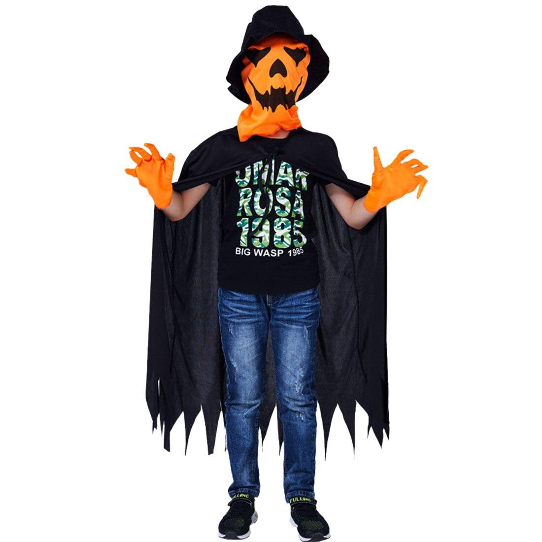 hot sale children halloween costumes zombie mummy cosplay clothing