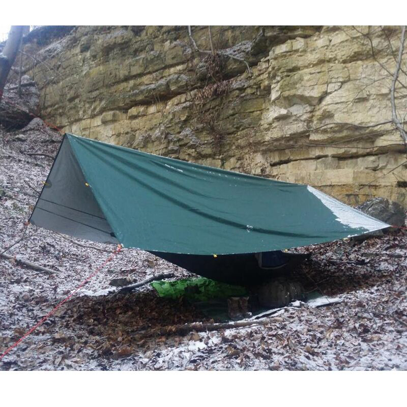 FLAME'S CREED 3*3m 4*3m 5*3m 210T with silver coating outdoor tarp sun shelter high quality beach awning|Sun Shelter| |  - title=