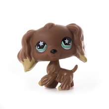 LPS Pet Shop Presents Toys Cocker Spaniel Dog Cat Littlest Dolls Action Figures Model High Quality Toys Gifts Cosplay Toy Girl fashion star wars toys for kids high quality plastic action figures baby milo bape model dolls brand gifts myj001