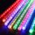 50 cm Meteoro Tubes Chuveiro de Chuva Luz Da Corda Da Árvore de Natal Decoração Da Lâmpada Led 100-240 V EUA Plug UE Luz do feriado
