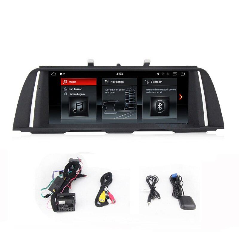 10.25 ''Android 7.1 Multimédia De Voiture pour BMW F10 F11 2010 2011 2012 2013 2014 2015 2016 CIC NBT radio gps 2 GRAM + 32 GROM