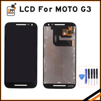 High Quality Touch Screen LCD Display Digitizer Assembly For Motorola Moto G 3 G3 5 0