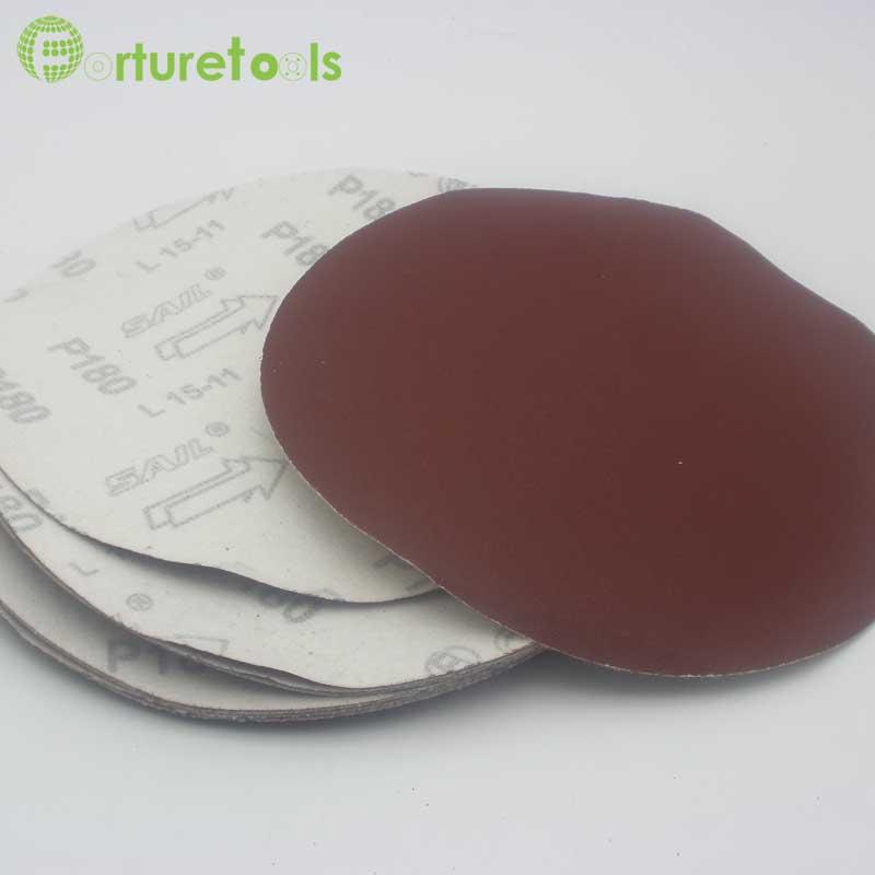 100pcs disques de ponçage abralon avec support de crochet pour le - Outils abrasifs - Photo 4