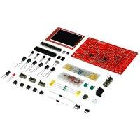 New DC 9V 1Msps Digital Oscilloscope Kit SMD Soldered Version Electronic DIY Learning Kit Assembly Parts