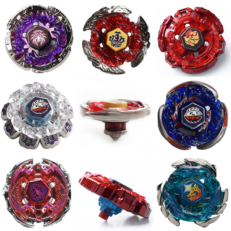 2017 New 8 Style Constellation Beyblade Metal Fusion 4D Launcher Classic font b Toys b font