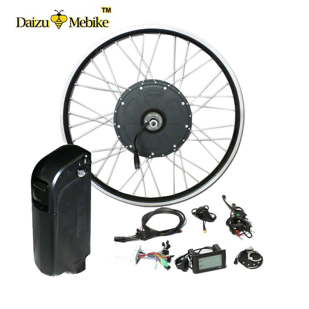 Aliexpress Com Buy 48v Electric Bicycle Conversion Kit