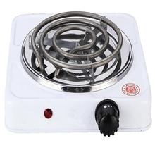 Электрическая печь, 1000 Вт, кухонная плита, нагреватель кофе для приготовления пищи, кальян, горелка, курительные трубы, древесный уголь, мини-нагреватель для дома, штепсельная вилка европейского стандарта