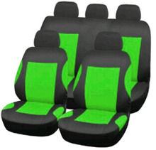 9 Set Full Seat Covers for Car Crossovers High Quality Universal Protect Car Seat Cover Sedans Auto Interior Styling Decoration 2018 new car seat cover universal fit car seat protectors auto seat covers high quality auto interior car decoration car styling