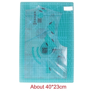 Image 3 - 1:1 Fashion Cloth Design Ruler Crop Mold School Student Teaching Apparel Drawing Template Garment Prototype Ruler