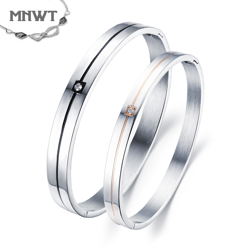 MNWT Fashion Jewellery New Design Simple Bangle Womens Bracelet Mens Jewelry Carter Lover Fashion Jewelrty Gifts