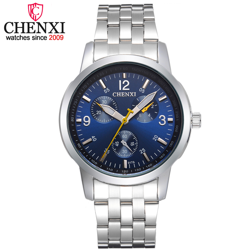 CHNEXI Brand Men Watches Luxury Casual Quartz Sport Wristwatch Fashion Simple Stainless Steel Male Clock Watch Relogio Masculino guote hot gold full stainless steel wristwatch fashion casual quartz watches men luxury brand women dress watch relogio male