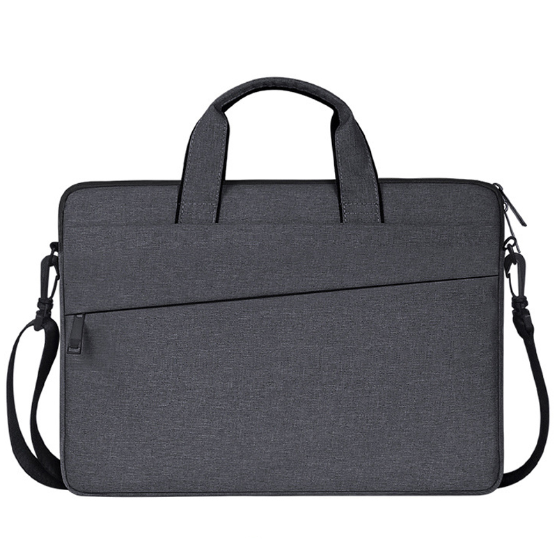 Messenger Sleeve Laptop Handbag For Macbook Air 13 Bag Pro 14 15 15.6 Case For Xiaomi Lenovo Asus Waterproof Cover Shoulder Bags