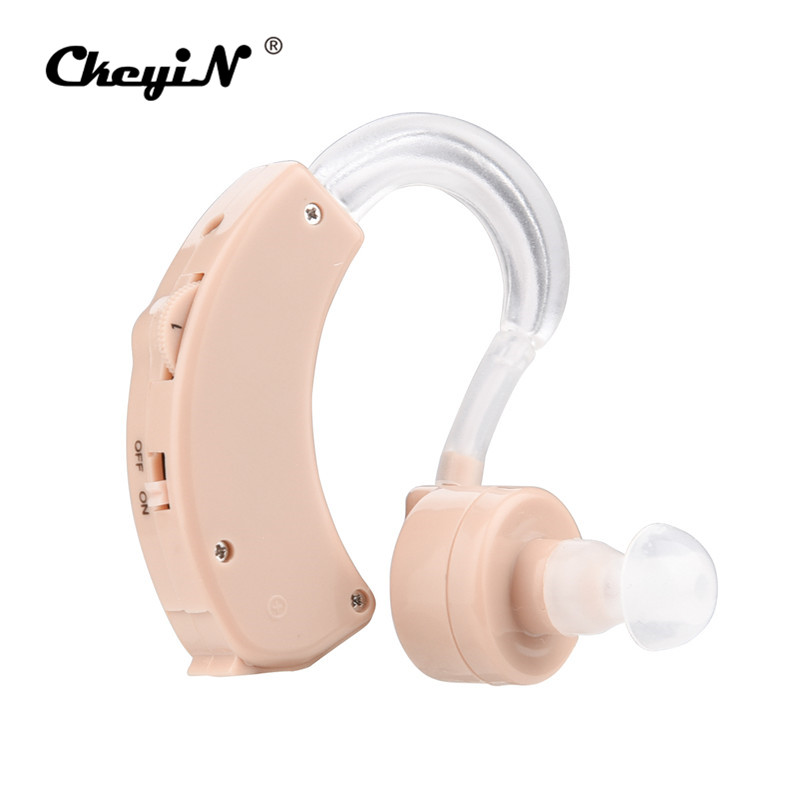 Digital Ear Hearing Aid Mini Device Volume Adjustable Sound Voice Amplifier Enhancement Hear Clear For The Elder Deaf Aids Care