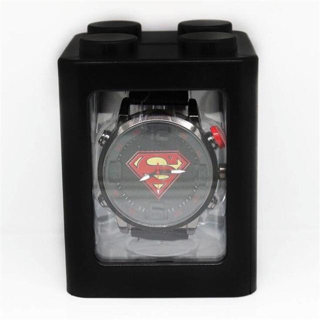 Наручные часы с логотипом Супермен 2