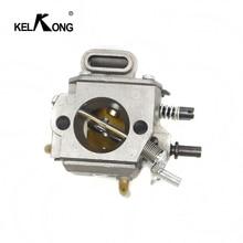 KELKONG Carburetor For STIHL 044 046 MS440 MS460 Replace Walbro Zama HD 15C HD 17C Chainsaw 1128 120 0625