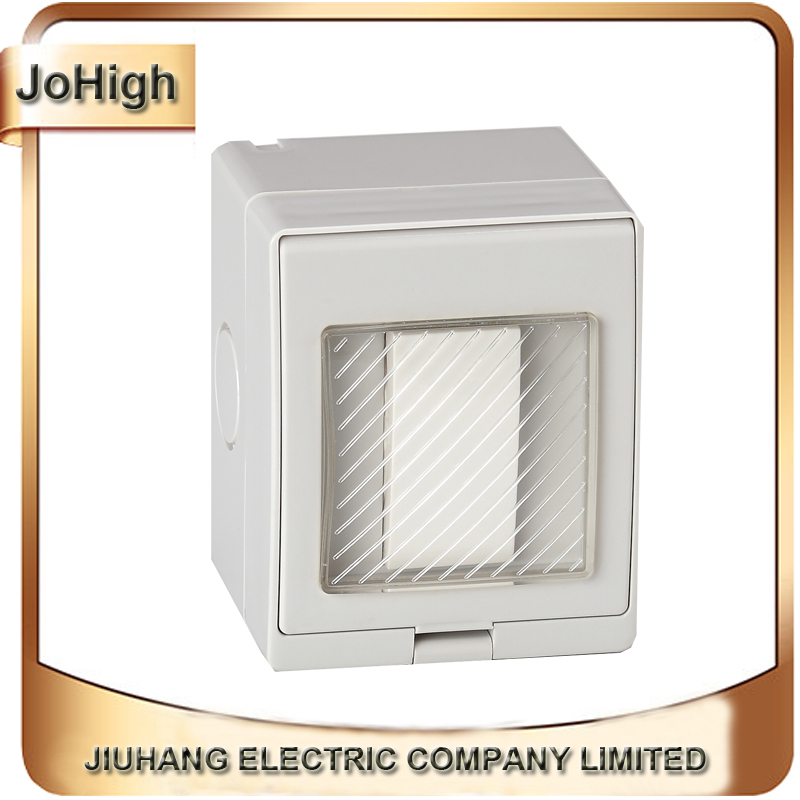 Waterproof Bathroom Light Switch: Free Shipping High Quality ABS Indoor Use Kitchen,Bathroom