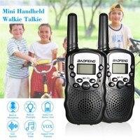 הדרך רדיו uhf 2 PCS Baofeng BF-T3 מיני ילדים מכשיר הקשר שני הדרך Ham UHF רדיו תחנת משדר Boafeng PMR 446 PMR446 אמאדור כף יד (3)