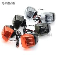 LED Turn Signal For HONDA CBR250 NC22 CBR400 NC29 VFR400 NC30 RVF400 NC35 NSR250 MC21 MC28 Motorcycle Accessories Indicator Lamp