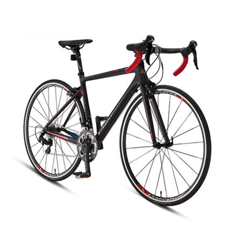 Carbon Fiber Road Bike Professional Competition Ultra Light Competition Broken Wind 700c