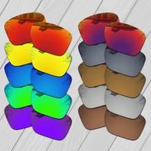 Поляризованные улучшенные Сменные линзы E.O.S для солнцезащитных очков Oakley Sliver XL-несколько вариантов