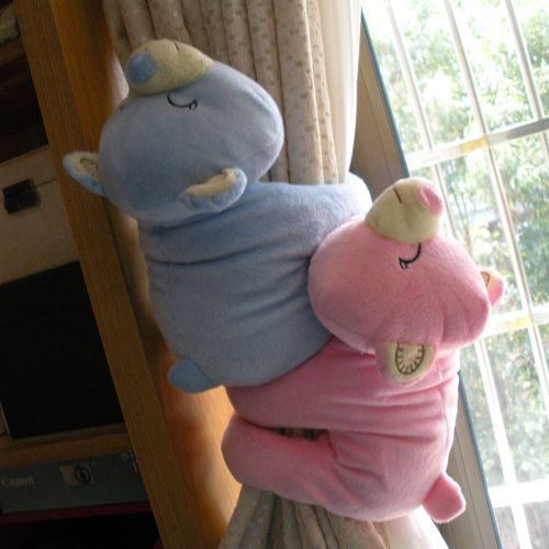 2014 New Arrival Promotion Curtain Hook free Shipping Exquisite Plush Curtain Buckle Ultralarge Bear