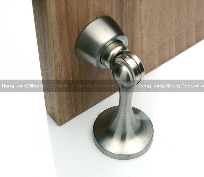viborg deluxe sus304 stainless steel casting powerful magnetic door stopper door stops