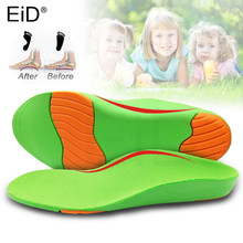 EiD High quality Orthotic Insole EVA for  Kids Children Flat Feet Arch Support Insoles Orthopedic Shoe sole insoles pads Inserts high heel insole feet sponge cushion sole orthopedic insoles shoe pads forefoot insoles shoes accessories