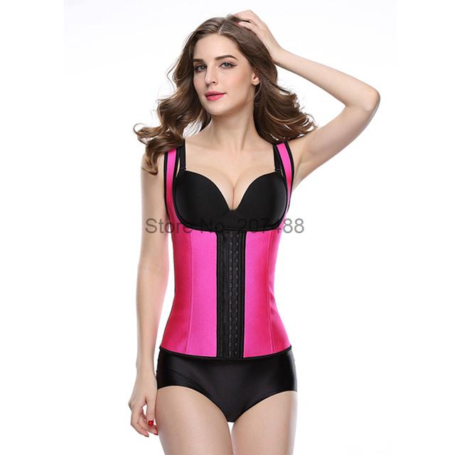Entrenador Entrenador cintura corsés de cintura de látex látex cinturilla corsé de underbust corset serre taille minceur corses mujer korset