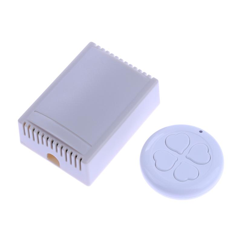 DC 12V Four Channels Long Range Remote Control Switch 4 Relays Receiver Transmitter Learning Light Lamp Wireless Switch 315MHZ small ac220v remote control switch long range transmitter receiver 200 3000m lamp light led remote lighting switch 315 433 92mhz