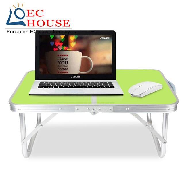 Os quatro cordeiros notebook comter tamanho cama mesa dobrável mesa ao ar livre preguiçoso aprendizagem FRETE GRÁTIS