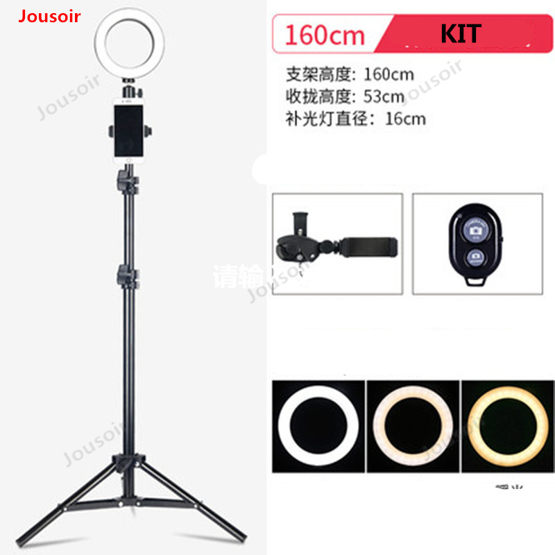 Mobile phone Live bracket photo Tripod net red video shooting selfie tripod photography equipment CD50 T03