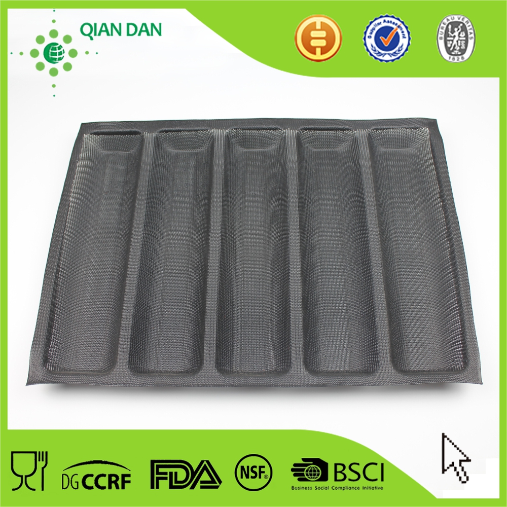 Silicone Formes Moldes Para Pan Subway Pain Forme Pan Pain Pan Sets De Cuisson / Pain Pan Non Alimentaire