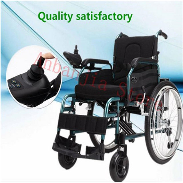 Lightweight Electric Wheelchair Portable Medical Scooter for Disabled and Elderly Mobility & Lightweight Electric Wheelchair Portable Medical Scooter for ...