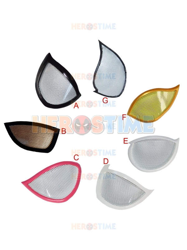 Spider Lenses Seven Styles Spiderman Glasses