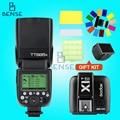 Godox TT685S 2.4G HSS TTL GN60 Flash Speedlite+ X1S Trigger Transmitter Kit for Sony A58 A7RII A7II A99 A7R