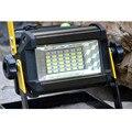 Портативный перезаряжаемый светодиодный прожектор для кемпинга  рыбалки  50 Вт  36
