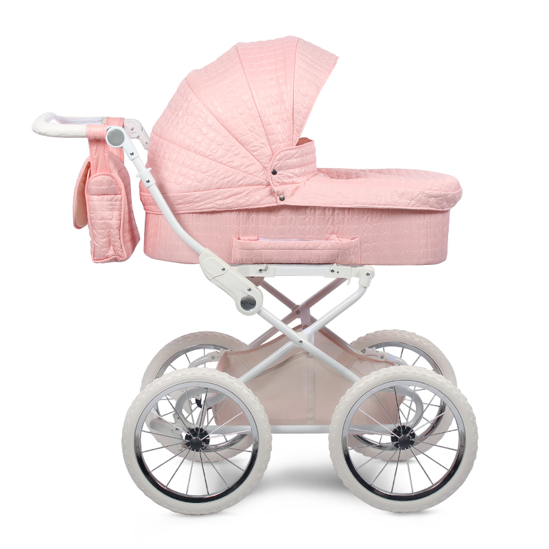 Coolbaby Europe baby stroller baby two-way Reduce vibration trolley luxury high-profile BB carriage babe four-wheeled cart baby stroller high landscape pram four wheel baby trolley folded two way poussette bebek arabas kinderwagen bebe baby carriage