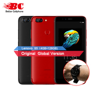 Lenovo S5 K520 Fingerprint Face ID Snapdragon 625 MSM8953 Octa Core 2 0Ghz Rear13MP 13MP 4
